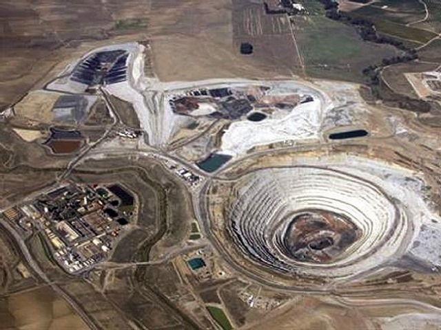 La Junta también se saltó la ley para reabrir la mina de Cobre las Cruces