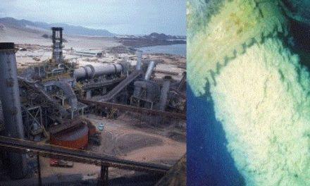 """Relaves en el mar: la opción de las mineras que es una """"irracionalidad ambiental"""""""