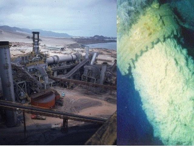 Relaves En El Mar La Opcion De Las Mineras Que Es Una