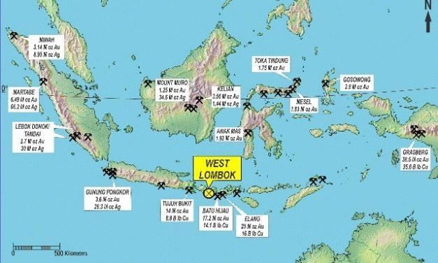 La actividad minera mata campesinos y pescadores en Indonesia