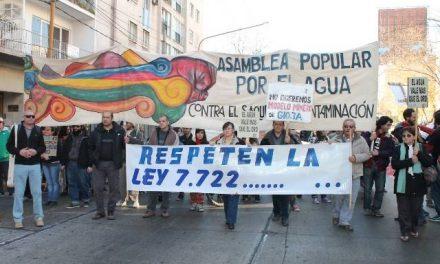 La Unión Comercial e Industrial de Mendoza (UCIM) defendió la ley antiminera