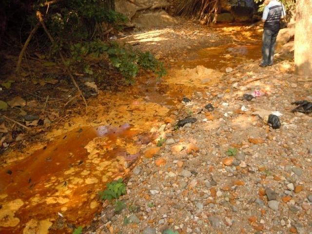 Organizaciones demandarán a minera Commerce Group por contaminación de ríos salvadoreños
