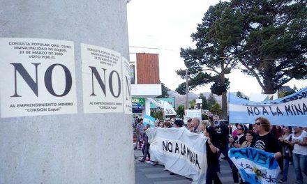 Adhesión de la Asamblea de Vecinos de Esquel al «Día Mundial contra la Megaminería»