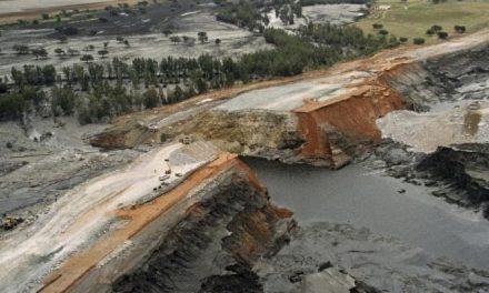 La Policía alerta de vertidos contaminantes de la mina de Aznalcóllar