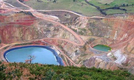La Fiscalía denuncia a la mina de oro de Belmonte por vertidos contaminantes