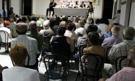 Los opositores a la mina de uranio intensificarán los actos informativos