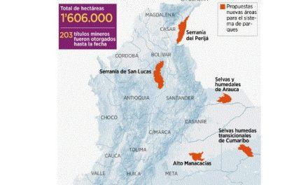 MinAmbiente pone freno a la minería en áreas estratégicas