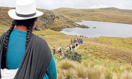 Colectivo rechaza minería en Quimsacocha