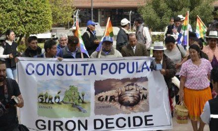 Quimsacocha pide consulta por minería a la Corte Constitucional