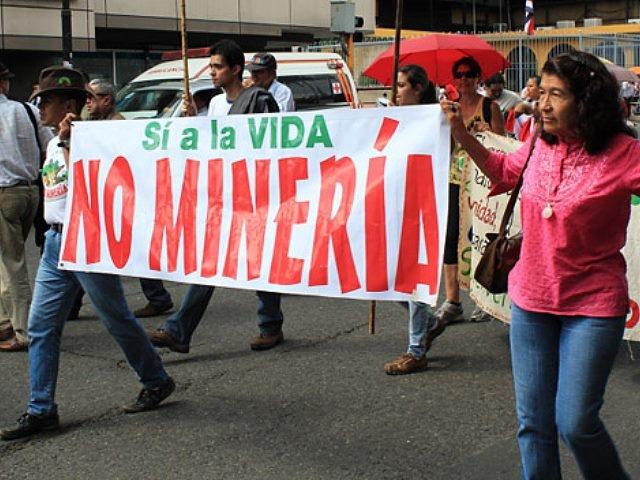 Minera canadiense Infinito Gold tira la toalla en Costa Rica tras quince años de rechazo popular