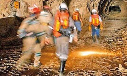 La riqueza minera no se queda en México