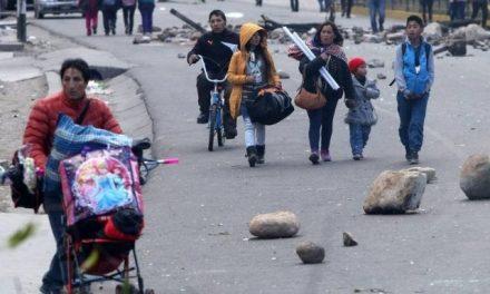 Ordenan intervención de las Fuerzas Armadas en la Oroya por huelga minera