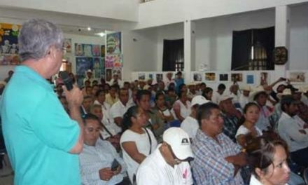 Ratifican en Cuetzalan su oposición a proyectos de minería a cielo abierto