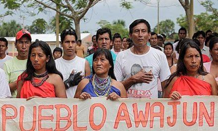 Pueblos Awajun y Wampis rechazan proyecto minero en la Cordillera del Cóndor