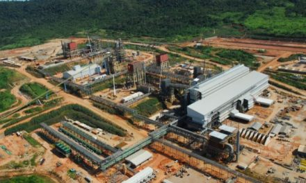 Justicia ordena a Vale suspender actividades en mina de níquel en Amazonía