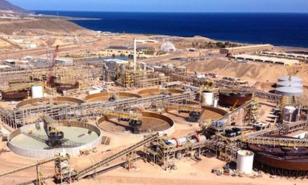 La minería emplea apenas al 2.51% de población ocupada en Baja California Sur