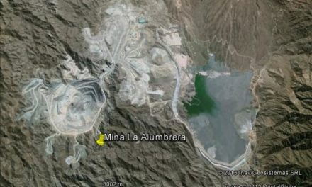 Un dique de colas no es para riego ni recreación, es un depósito de tóxicos mineros