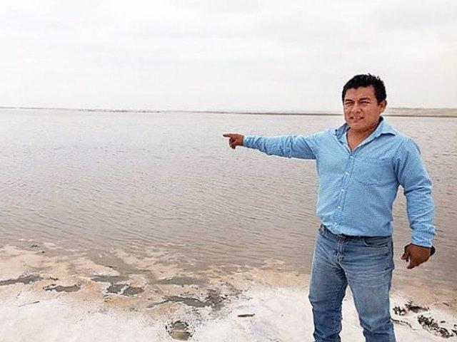 Denuncian a empresa Miski Mayo por contaminar mina de sal en Sechura