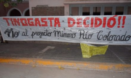 Vecinos de Tinogasta en alerta por proyecto minero y maniobras político partidarias