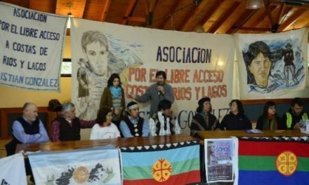"""Vecinos y organizaciones apuntaron contra los proyectos """"extractivistas"""""""