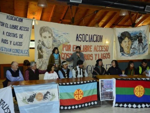 Vecinos y organizaciones apuntaron contra los proyectos «extractivistas»
