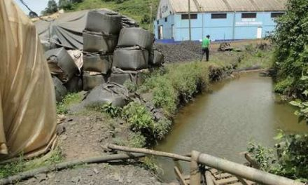 Vecinos paralizan mina de Autlán por contaminar río