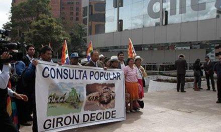 Consejo Electoral calificó firmas para que se consulte sobre explotación minera en gran escala en Azuay