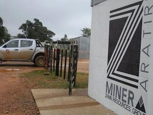 """Denuncian """"especulación"""" con títulos mineros de Aratirí"""