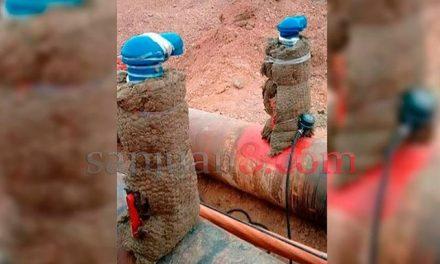 Veladero: Aquí se rompió derramando al menos 224 mil litros de solución cianurada