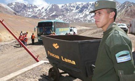 Corte Suprema argentina pide informes sobre Pascua Lama