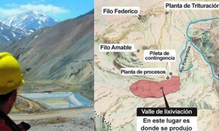 Derrame de cianuro en Veladero pone en alerta a los sanjuaninos