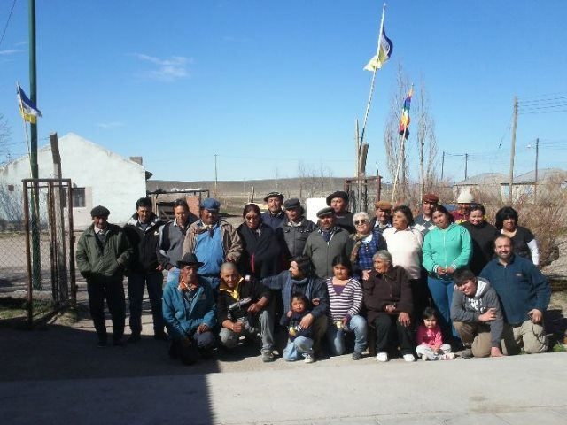 Trawn de las comunidades originarias en la Meseta chubutense: extractivismo y territorio