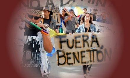 Esquel: espionaje de organismos de inteligencia contra vecinos y Ley Antiterrorista contra los mapuche