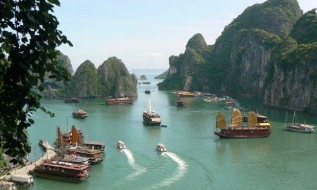 La minería a cielo abierto amenaza el icono turístico de Vietnam