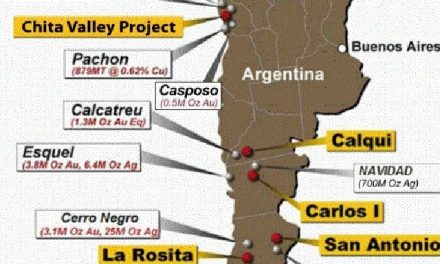 La minera del grupo Benetton anuncia que perforará la cordillera sanjuanina