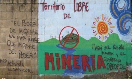 Mineras reunidas y la conspiración contra Centroamérica