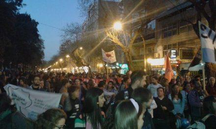 Defendiendo la Ley 7722 en todas las calles de Menoza