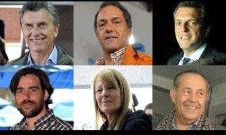 Preparate que seguiremos en las calles: la agenda ambiental de los candidatos presidenciales argentinos