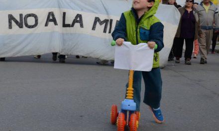 Nueva marcha del NO A LA MINA en Esquel y cierre de la Campaña AGUA PARA JÁCHAL