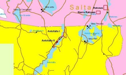 La Corte Suprema no intervendrá en el conflicto de límites entre Catamarca y Salta por áreas mineras
