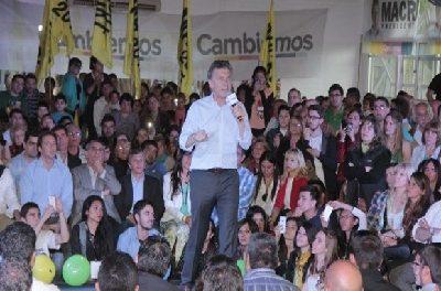 Macri en San Juan: loas a Minería sustentable. Australia y Chile, ejemplos