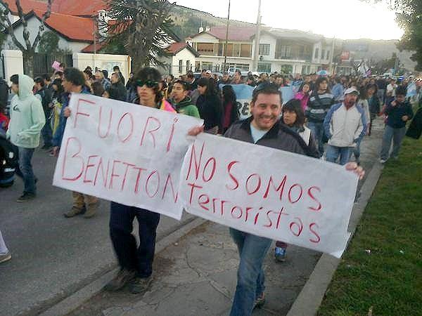 «Antis» piden a diputados chubutenses que vayan a San Juan para ver consecuencias provocadas por el cianuro