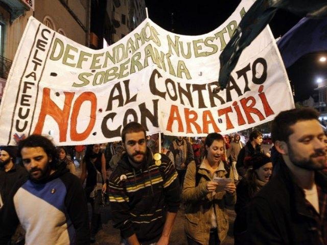 Aratirí retomó negociación con el gobierno para revivir su proyecto minero