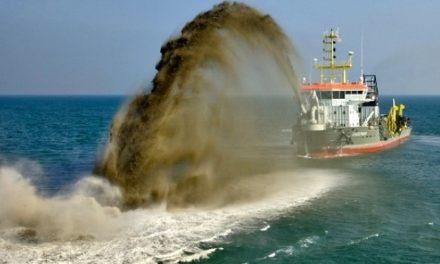Gobierno estatal reconoce la influencia negativa de una minera submarina en BCS