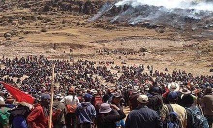 Muertes y violaciones en protestas contra el mayor proyecto minero de Perú