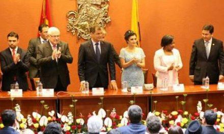 Presidente Correa contra las comunidades que protegen sus territorios de la depredación minera