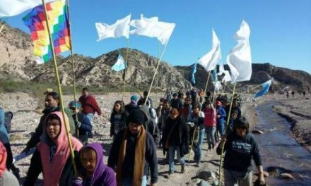 Se va la minera Midais del Río Blanco por mediación del obispo de La Rioja
