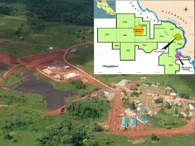Tribunal de Costa Rica cifra en US$6,4 millones el daño ambiental de minera canadiense