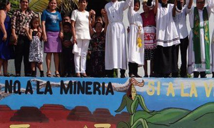 """Un """"NO"""" contundente contra la minería metálica en Arcatao"""