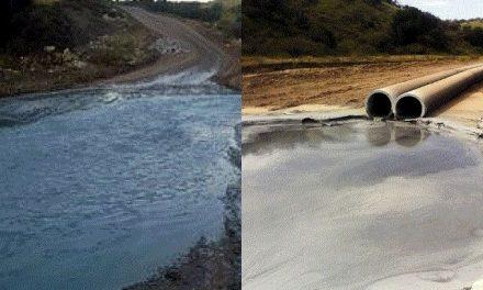 Demandan investigar un represamiento que tendría desechos tóxicos mineros en Cananea